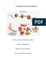Actividad 2. Es Posible La Clonación Terapeutica U4 Jose Palacios