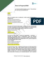 Banco de Preguntas ENAM Examen Nacional de Medicina