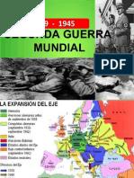 II GUERRA MUNDIAL COMPLETO PPT