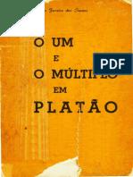 15. MFS - O Um e o Múltiplo em Platão [1 ed.].pdf
