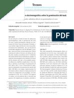 efectos de la radiacion electromagnetica sobre la germinacion del maiz.pdf