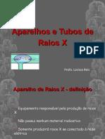 Aula 3 - Aparelhos Tubos e Producao de Raios X