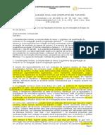 A Responsabilidade Civil Nos Contratos de Turismo - Gustavo Tepedino 1998