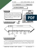 2do. Año - H.U. - Guía 2 - Los Reinos Barbaros.doc