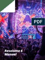 Resolume 6 Manual ES