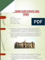 Poder Ejecutivo Del Peru