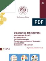 Clase 12 Dagnostico Del Desarrollo EMOCIONAL