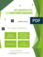 better math questions - debbie carlson module 3 january 2018