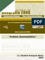 Analisis Geoestadistico g