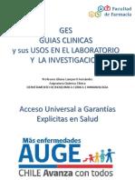 Clase Guias Clinicas Quimica Clinica