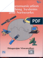 Telecommunication Switching Systems and Networks