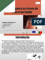 Dopagem e os riscos de vida a saúde