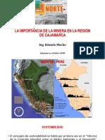 La Importancia de La Minera en La Región