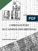 l'Héritage écrit de l'Arménie Préchrétienne (Artak Movsisyan).pdf