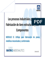 MODULO D (ALUMNOS) Utillaje Para Fabricacion de Piezas Metalicas Mecanizadas y Conformadas [Modo de Compatibilidad]