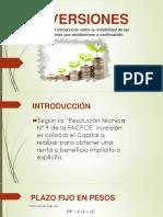 INVERSIONES PPT