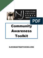 Human Trafficking Toolkit