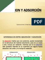 Absorción-Adsorción ppt