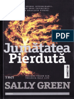Sally Green - Jumatatea pierduta.pdf
