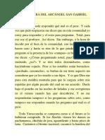 La Guerra Del Arcángel San Gabriel_dante Castro