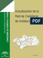 Carreteras de Andalucia