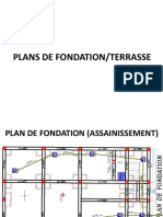 Plans Fond at i on Terrasse