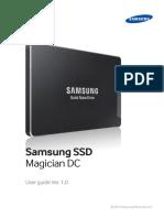 Samsung Magician DC v10 User Guide