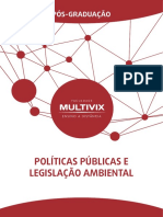 23 Apostila Pos Multivix Politicas Publicas e Legislacao Ambiental