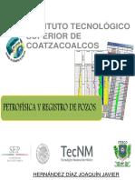 Petrofisica y Registro de Pozos-Registros Electricos