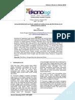 294331835 2 Penentuan Kadar Besi Fe Dalam Sampel Dengan Teknik Spektrofotometer UV Vis PDF