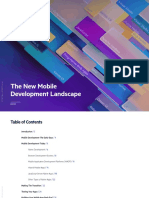 Mobile Development Landscape