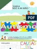 Diapos de Taller - Autismo
