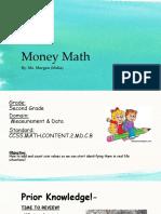 money math for technology