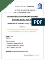 Practica-8-Obtencion-Del-Benzoato-de-Etilo-Por-Medio-de-La-Esterificacion-Del-Acido-Benzoico.docx
