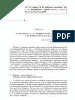 FLORISTÁN, Alfredo (2005) - La Ruptura de La Cristiandad Occidental, Las Reformas Religiosas