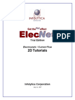 Infolytica ElecNet TrialEdition