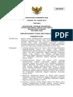 Pergub No 100 Tahun 2016 Inspektorat Salinan
