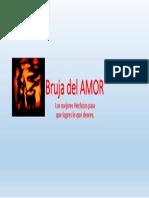 Bruja Del AMOR