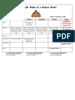 boucher week at a glance 11-5-18  1