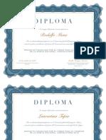 Certificado Cla Sico