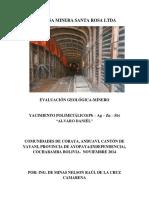 Evaluación del yacimiento Álvaro Daniel Ccoraya Cochabamba.docx
