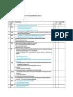 Check List Dokumen Hpk.tanda
