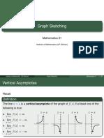 Math 21 Graph Sketching (Slides)