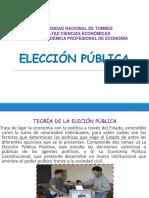 ELECCIONES PÚBLICAS Diapo