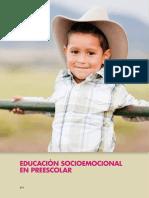 Educación socioemocional