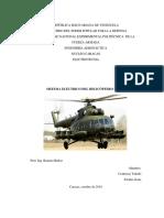 Sistema Eléctrico Del Helicóptero Mil MI-17