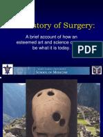 History Surgery