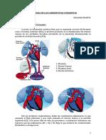 Fisiologia de Las Cardiopatias Congenitas