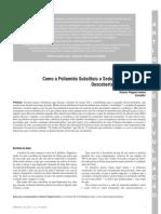 Polímeros - Artigo 1 - Poliamida
