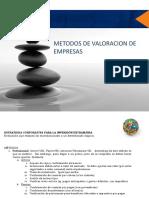 Metodos de Valoracion de Empresas